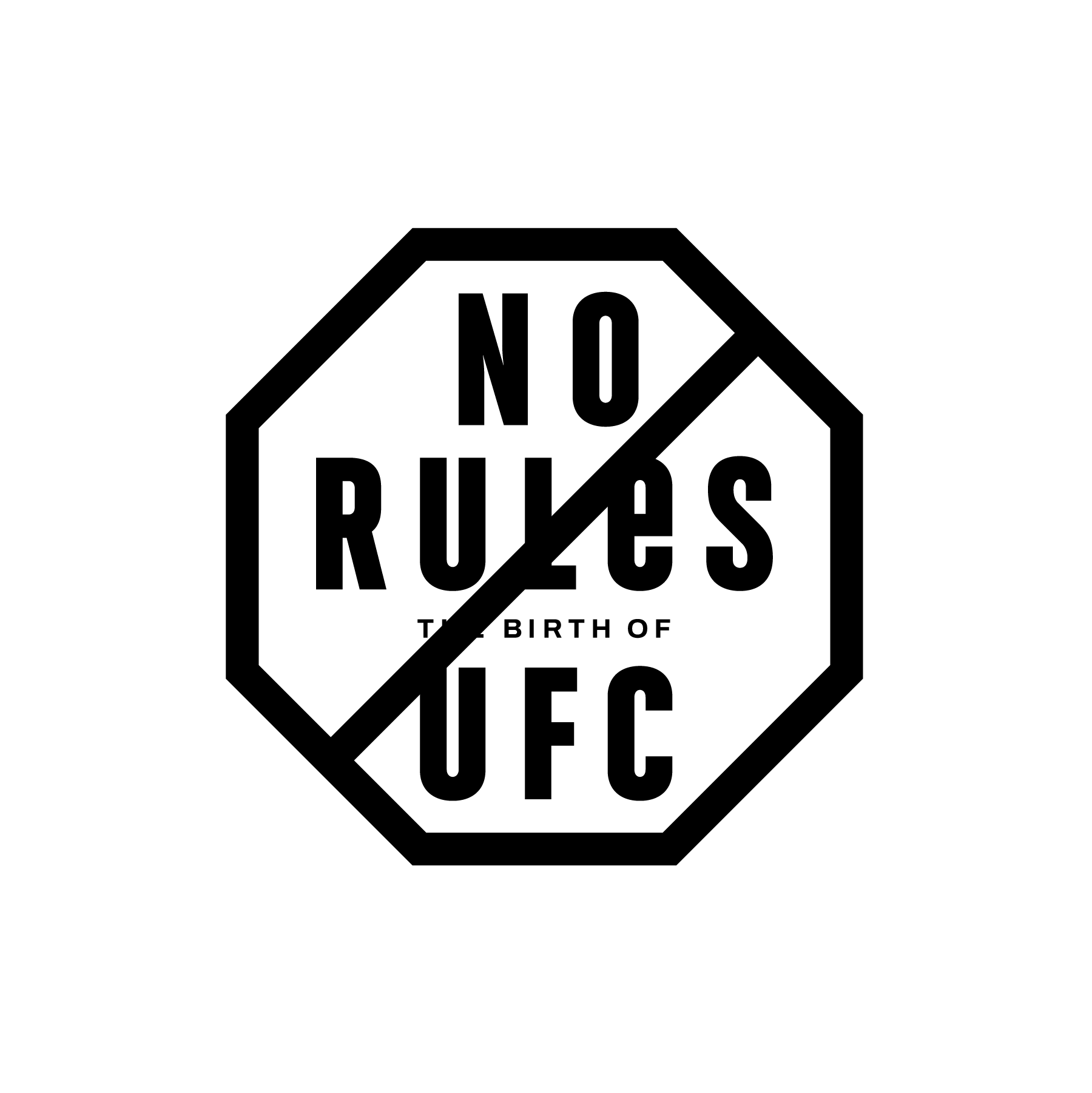 No Rules: The Birth Of UFC